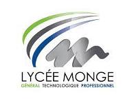 Logo Lycée Monge